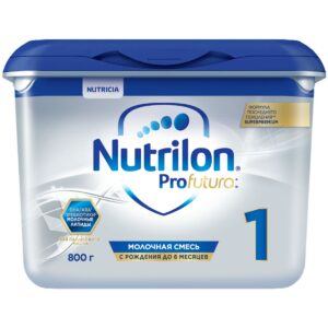 Нутрилон Суперпремиум Профутура Молочная смесь 1, 800г