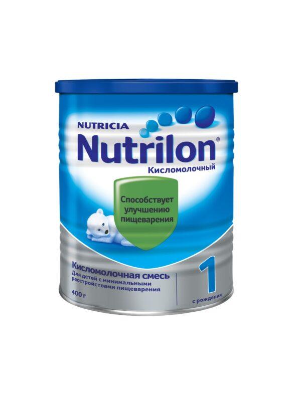 Нутрилон Молочная смесь Кисломолочный 1, 400г