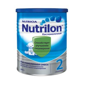 Нутрилон Молочная смесь Кисломолочный 2, 400г