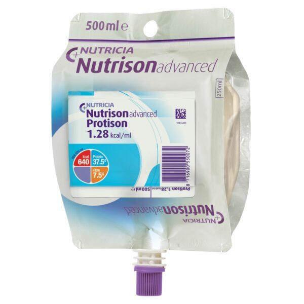 Нутризон Эдванст Протизон Готовое высокобелковое питание с казеином 500 мл