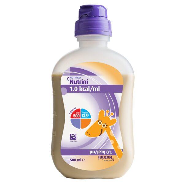 Нутрини готовая изокалорическая смесь для детей 500 мл