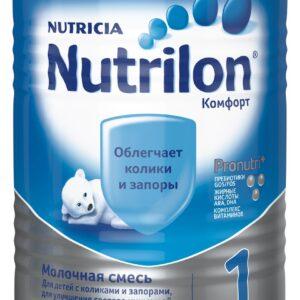 Нутрилон Молочная смесь Комфорт 1, 900г