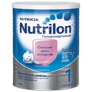Нутрилон Молочная смесь Гипоаллергенный 1, 400г