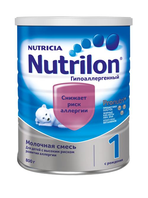 Нутрилон Молочная смесь Гипоаллергенный 1, 800г