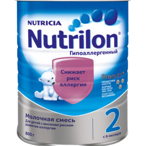 Нутрилон Молочная смесь Гипоаллергенный 2, 800г