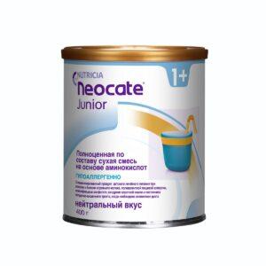 Неокейт Джуниор сухая смесь на основе аминокислот 400 г