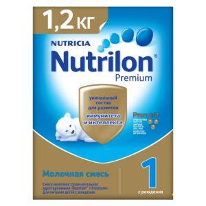 Нутрилон Премиум Молочная смесь 1, 1200г