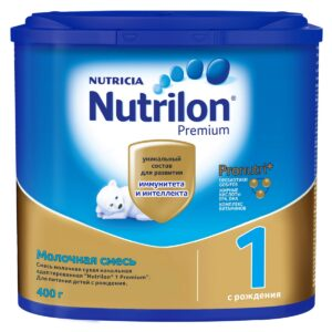 Нутрилон Премиум Молочная смесь 1, 400г