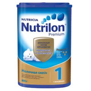 Нутрилон Премиум Молочная смесь 1, 800г