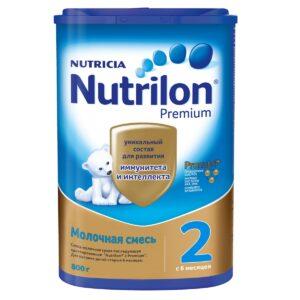 Нутрилон Премиум Молочная смесь 2, 800г